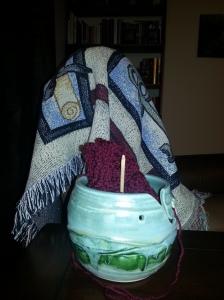 yarn pot