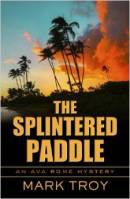 splintered paddle