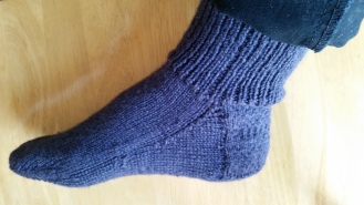 Eden Silk Sock #1