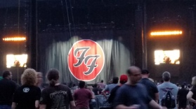 Foo Fighter Concert 7.4.15