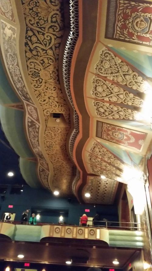 Paramount ceiling
