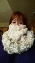 easy cowl completed